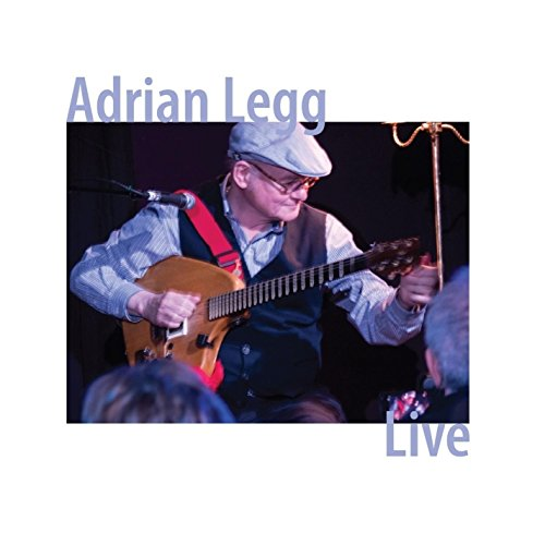 Adrian Legg Live! from Cd Baby