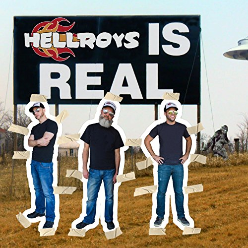 Hellroys Is Real from Cd Baby