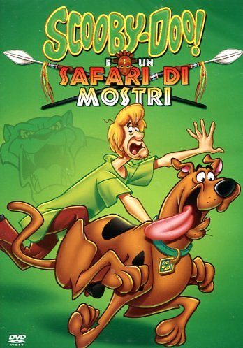 Scooby Doo E Un Safari Di Mostri from CD