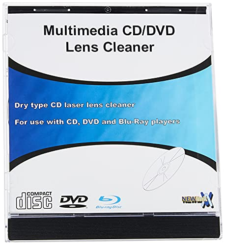 CD DVD BluRay PC Laptop Computer Drive ROM Laser Lens Cleaning Cleaner Disc from CDL Micro