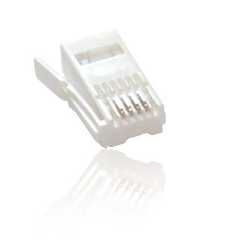 CDL Micro BT Crimp Plug End 6P4C for UK Phone (Pack of 100) from CDL Micro