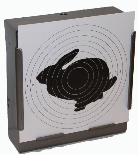 100 x 14cm Paper Rabbit Targets Air Rifle Pistol (100gsm 14cm2 from CL Print Solutions