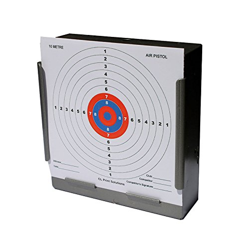 100 x 17cm 10 Metre Air Pistol Paper Targets (100gsm from CL Print Solutions
