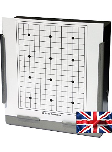 100 x 17cm 12 Dot Grid Paper Targets Air Rifle Pistol (100gsm from CL Print Solutions