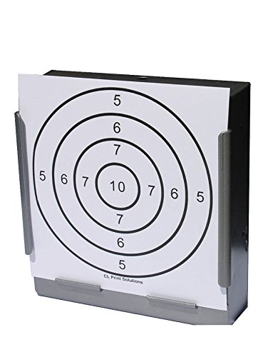 100 x 17cm Large Circle Paper Targets Air Rifle Pistol (100gsm from CL Print Solutions