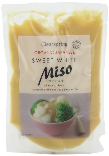 (12 PACK) - Clearspring - Organic Sweet White Miso | 250g | 12 PACK BUNDLE from Clearspring