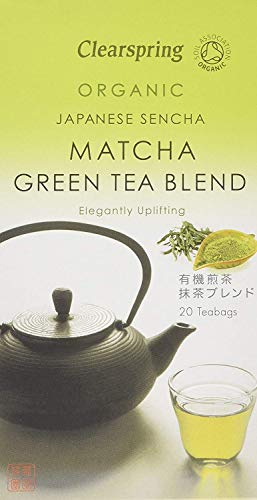 (4 PACK) - Clearspring - Matcha Green Tea | 40g | 4 PACK BUNDLE from CLEARSPRING WHOLEFOODS
