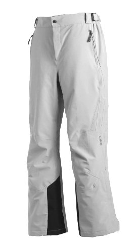 CMP Women's Skihose Ski Trousers, White, D48 from CMP