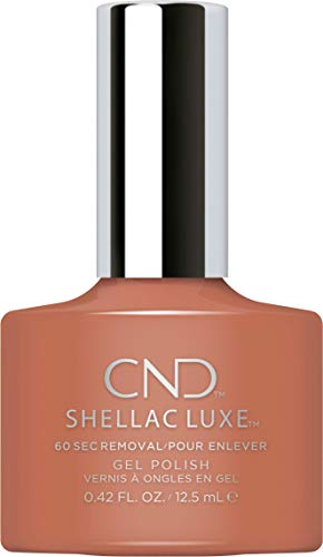 CND SHELLAC LUXE Nail Polish, Boehme from CND