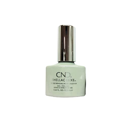 CND SHELLAC LUXE Nail Polish, Ice Bar from CND