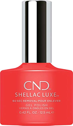 CND SHELLAC LUXE Nail Polish, Mambo Beat from CND