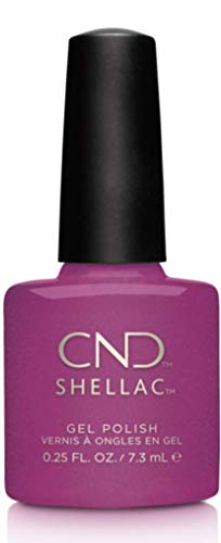 CND Shellac - Magenta Mischief 7.3ml/0.25 fl oz from CND