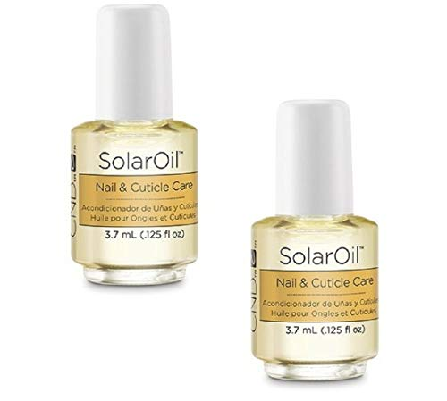 CND Creative Solar Oil Mini Size 3.7ml x 2 bottles from CND