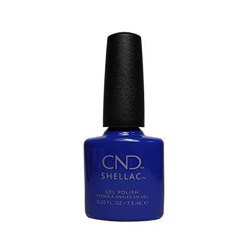 CND Shellac - Blue Eyeshadow 7.3ml/0.25 fl oz from CND