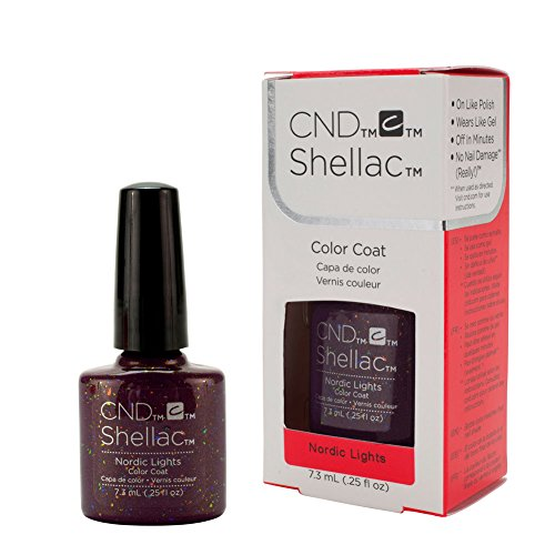 CND Shellac - Nordic Lights 7.3ml/0.25 fl oz from CND