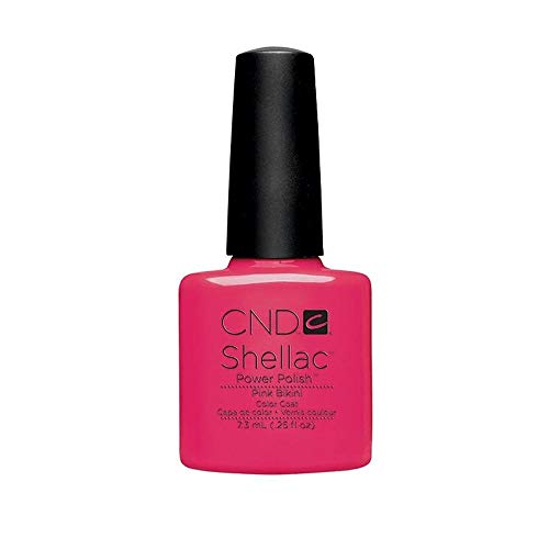 CND Shellac - Pink Bikini 7.3ml/0.25 fl oz from CND