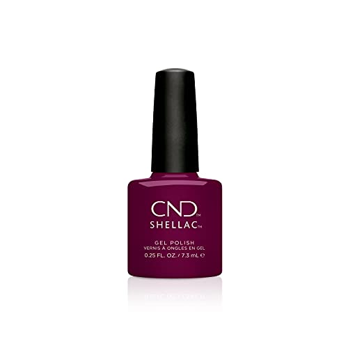 CND Shellac - Berry Boudoir - Nightspell 7.3ml/0.25 fl oz from CND