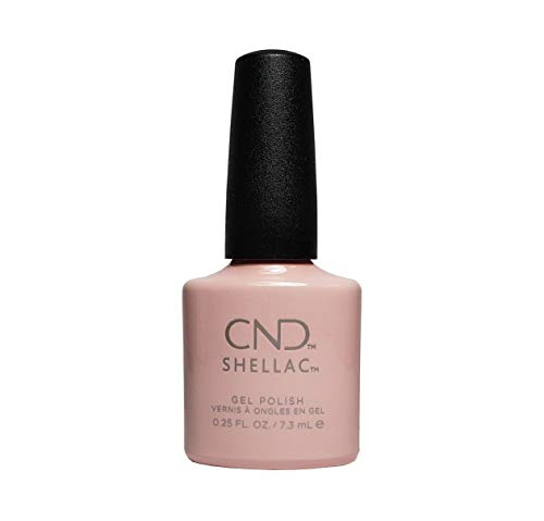 CND Shellac Power Polish - Clearly Pink 40523-0.25oz / 5ml from CND