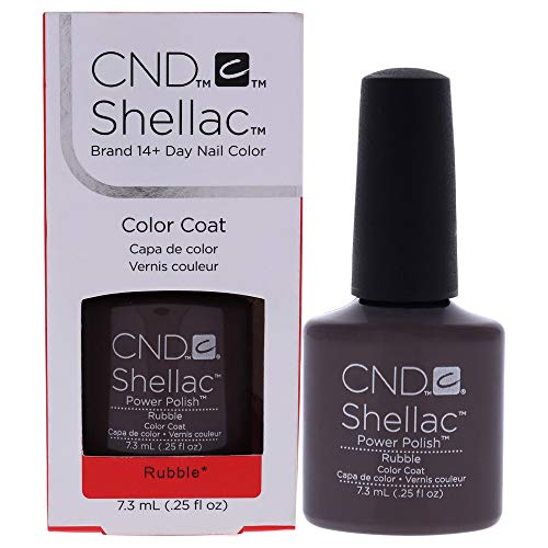 CND Shellac Rubble Color 7.3ml from CND