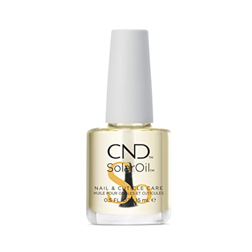 CND SolarOil Nail and Cuticle Conditioner from CND