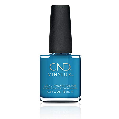 CND Vinylux Long Wear Nail Polish (No Lamp Required), 15 ml, Blue, Digi teal from CND