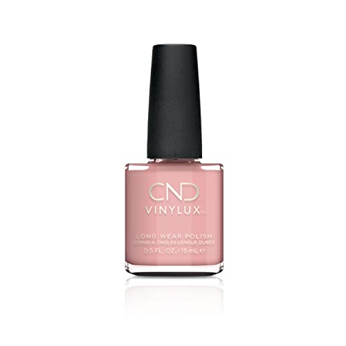 CND Vinylux Long Wear Nail Polish (No Lamp Required), 15 ml, Pink, Pink Pursuit from CND