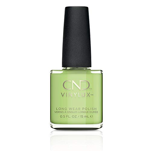 CND Vinylux Long Wear Nail Polish (No Lamp Required), 15 ml, Green, Sugarcane from CND