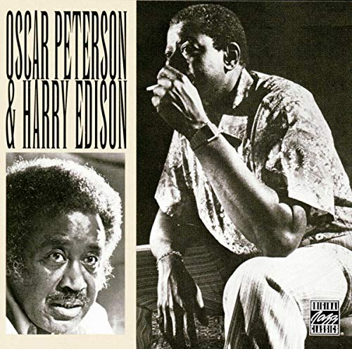Oscar Peterson & Harry Edison from CONCORD