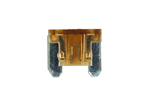 Connect 30439 7.5A Low Profile Mini Blade Fuse - Brown from CONNECT