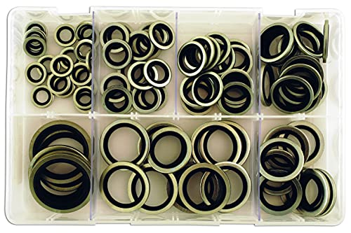 Connect 31874 Assorted Bonded Seal Washers Impact Dowty from CONNECT