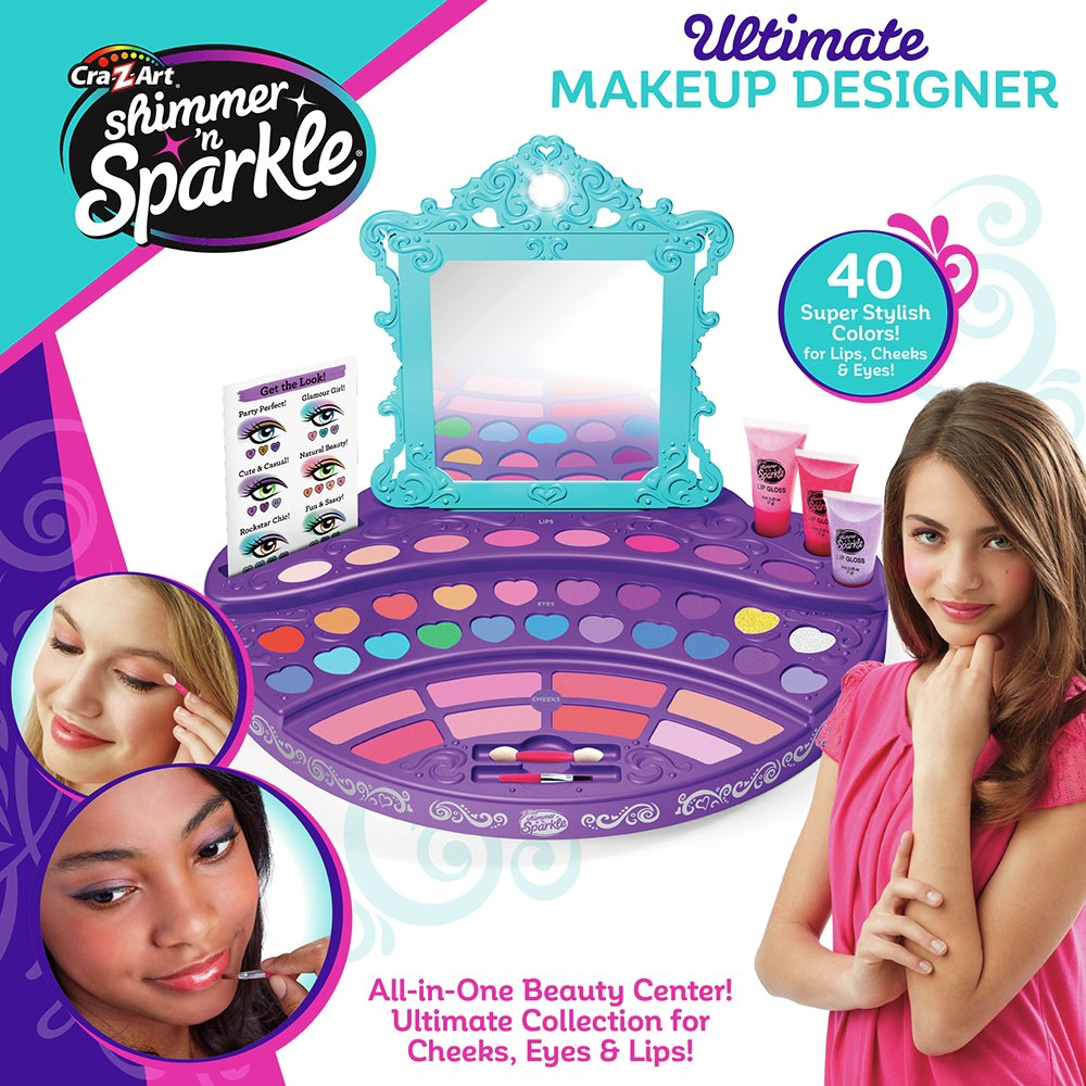 Shimmer 'n' Sparkle Ultimate Make Up Studio from Cra-z-art
