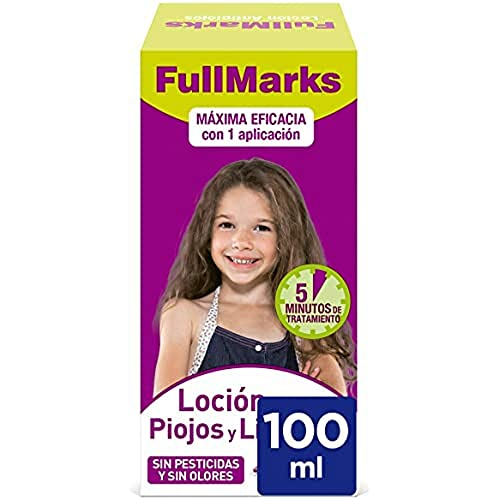 SOLUTION 100 ML FullMarks Pediculocide from FullMarks