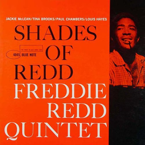 Shades Of Redd [VINYL] from CULTURE FACTORY
