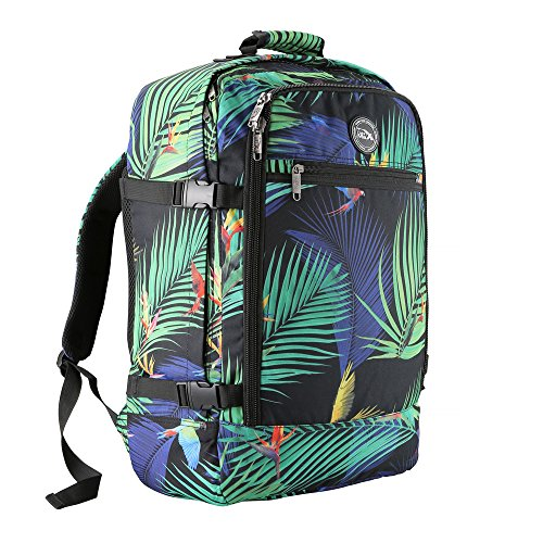 Cabin Max Backpack Flight Approved Carry On Bag Massive 44 litre Travel Hand Luggage 55x40x20 cm from Cabin Max