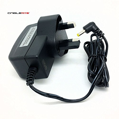 5v Bush 7/8/10 inch Digital Photo Frame 120-240v power supply charger lead from CableRite