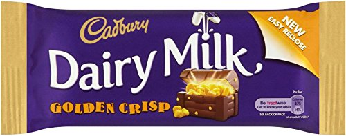 48 X CADBURY GOLDEN CRISP IRISH 54g | 48 PACK BUNDLE from Cadbury