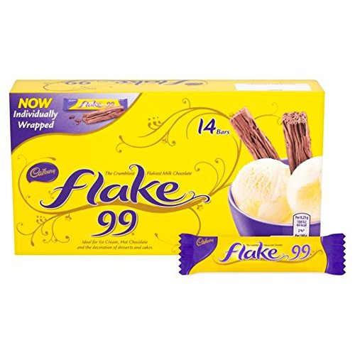 Cadbury Flake 99s pack 114g from Cadbury