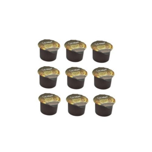 100 Cafe Maid Luxury Coffee Creamer Individual Portion Pots from Café Maid