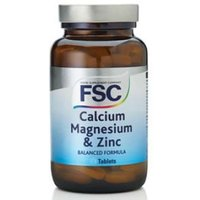 FSC Calcium Magnesium & Zinc 30 Tablets from FSC