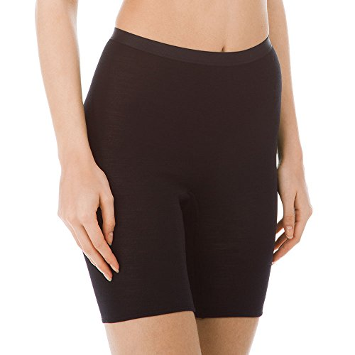Calida Women's True Confidence Damen Hose Boy Shorts, Black (WS Schwarz 996), 10 (Size: Small) from Calida