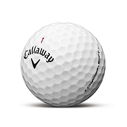 Callaway Chrome Soft – Custom Printed with Your Text or logo, 12 Stk from Callaway