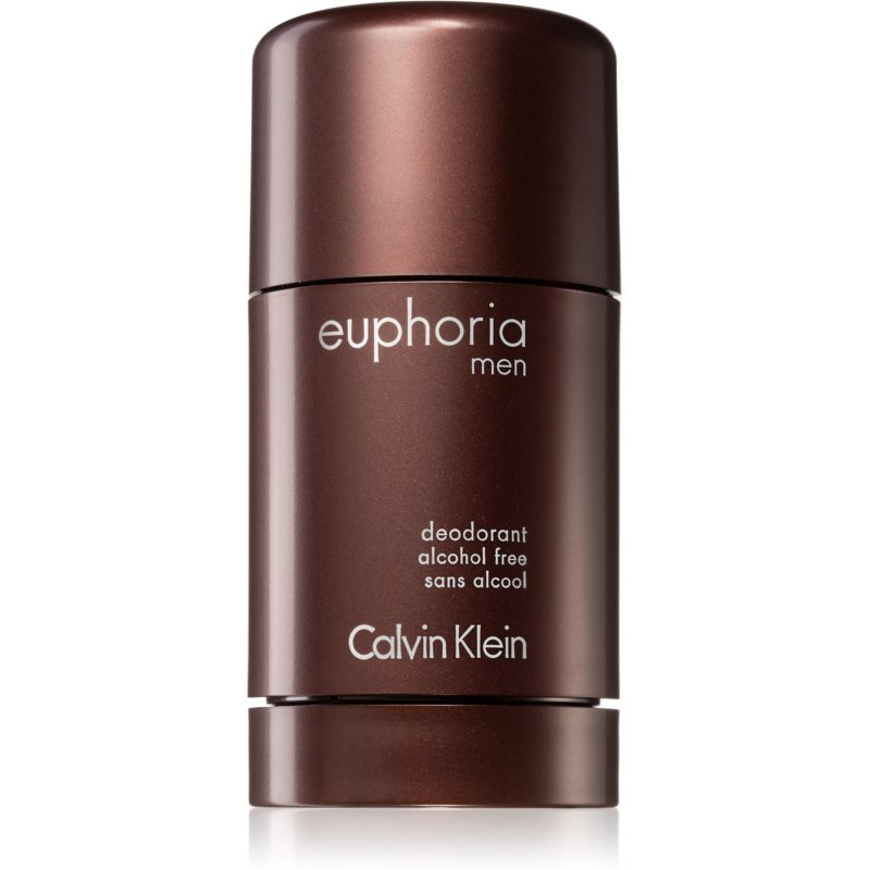 Calvin Klein Euphoria Men Deodorant Stick (alcohol free) for Men 75 ml from Calvin Klein