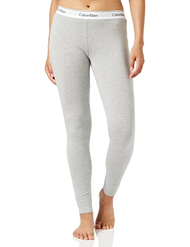 Calvin Klein Women's MODERN COTTON - PJ PANT  Pyjama Bottoms -  grey - Extra Small(XS) from Calvin Klein