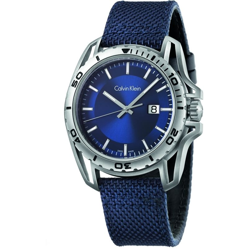 Mens Calvin Klein Earth Watch from CALVIN KLEIN