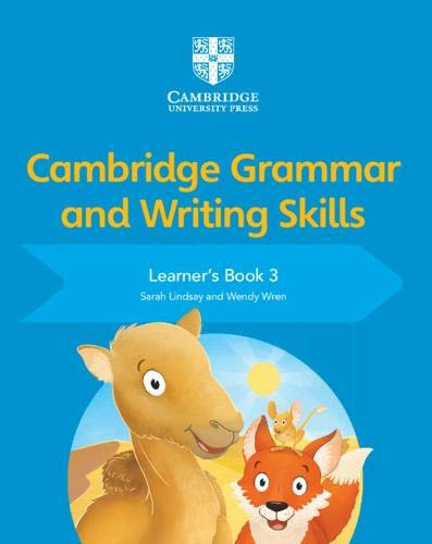 Cambridge Grammar and Writing Skills Learner's Book 3 from Cambridge University Press