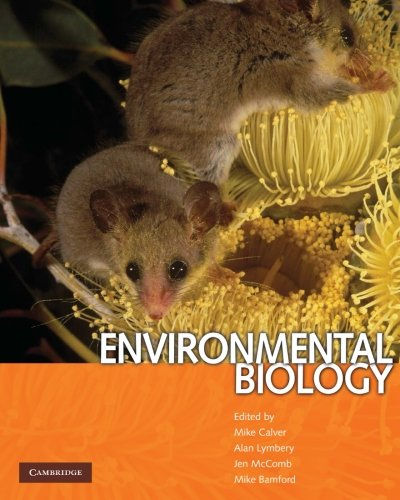 Environmental Biology from Cambridge University Press