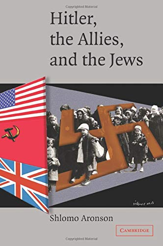 Hitler, the Allies, and the Jews from Cambridge University Press