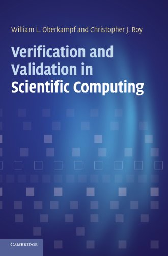 Verification and Validation in Scientific Computing from Cambridge University Press