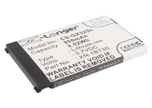 Replacement battery for V750 from Cameron Sino