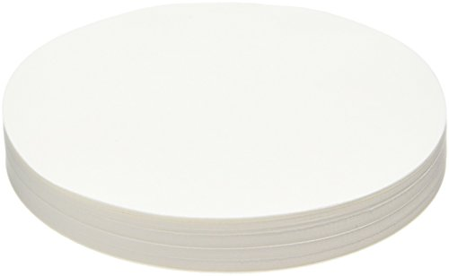 Camlab 1171129 Grade 122 [114] General Purpose Filter Paper, Very Fast Filtering, 150 mm Diameter (Pack of 100) from Camlab